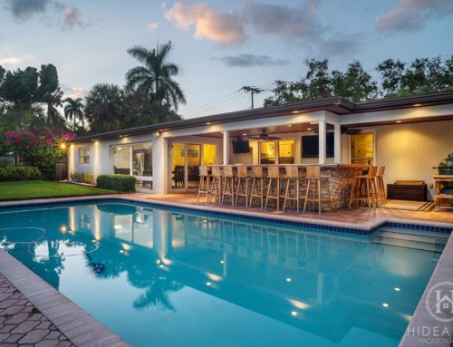Lighthouse Point, South Florida: Waterfront Oasis W/ Boat Dock & Heated Pool