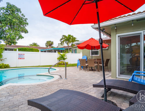 Pompano Beach, South Florida: Walk To The Beach In Our Home With Spa & Billiards
